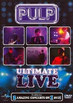 Pulp - Pulp: Ultimate Live (Not Rated)