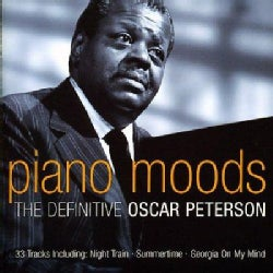 Oscar Peterson - Piano Moods: The Definitive Collection