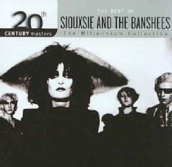 Siouxsie & The Banshees - 20th Century Masters- The Millennium Collection: The Best of Siouxie & The Banshees
