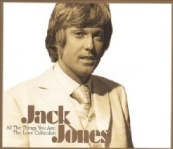 Jack Jones - All The Things You Are: The Love Connection