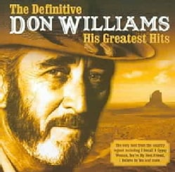 Don Williams - Definitive