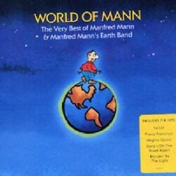 Manfred Mann - World of Mann: Very Best of Manfred Mann & Manfred Mann's Earth Band