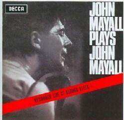 John Mayall - Plays John Mayall: Live At Klooks Kleek