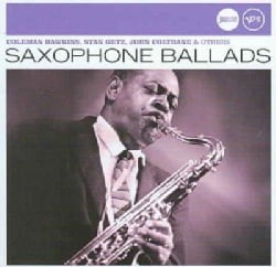 Various - Saxophone Ballads (Jazz Club)