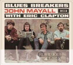 John Mayall - Bluesbreakers with Eric Clapton