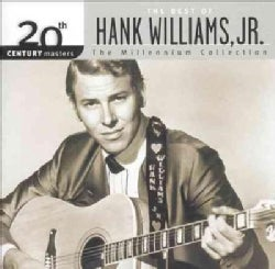 Hank Williams Jr. - 20th Century Masters - The Millennium Collection: The Best of Hank Williams Jr.
