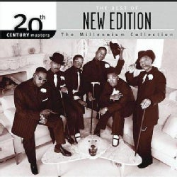 New Edition - 20th Century Masters- The Millennium Collection: The Best of New Edition