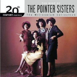 Pointer Sisters - 20th Century Masters - The Millennium Collection: The Best of The Pointer Sisters