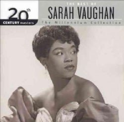 Sarah Vaughan - 20th Century Masters - The Millennium Collection: The Best of Sarah Vaughan