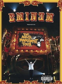 Eminem Presents The Anger Management Tour (DVD)