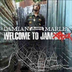 Damian Marley - Welcome to Jamrock (Parental Advisory)