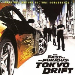 Various - The Fast and the Furious: Tokyo Drift (OST)