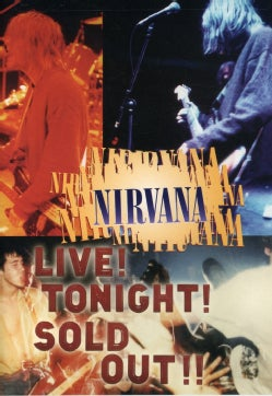 Live! Tonight! Sold Out!! (DVD)