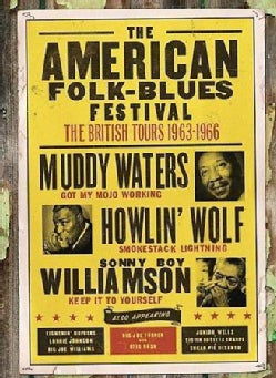 American Folk-Blues Festival: The British Tours 1963-1966 (DVD)