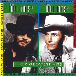 Hank Jr. Williams - Their Greatest Hits