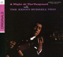 Kenny Burrell - A Night At The Vanguard