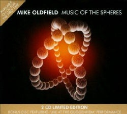 Mike Oldfield - Music of The Spheres