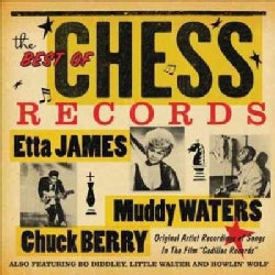 "Various - Best of Chess- Original Versions of Songs In ""Cadillac Records"""