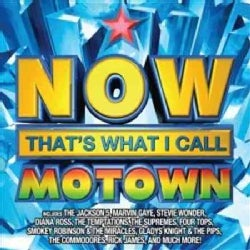 Various - Now That's What I Call Motown