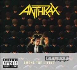 Anthrax - Among The Living (Parental Advisory)