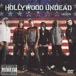 HOLLYWOOD UNDEAD - Desperate Measures: CD/DVD (Parental Advisory)