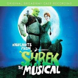 Various - Shrek: The Musical (Highlights)(OCR)