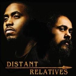 Damian Marley - Distant Relatives (Parental Advisory)