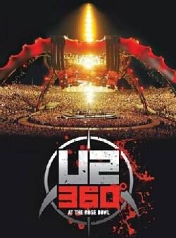 360 Tour: Live at the Pasadena Rose Bowl (Blu-ray Disc)