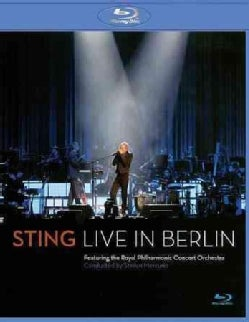 Sting: Live in Berlin (Blu-ray Disc)