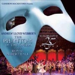 Andrew Lloyd Webber - The Phantom Of The Opera At The Royal Albert Hall