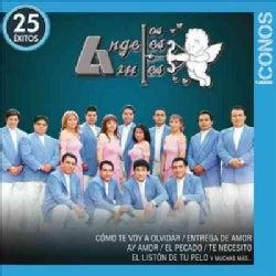 Los Angeles Azules - Iconos 25 Exitos: Los Angeles Azules