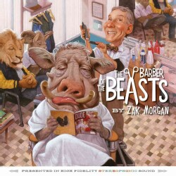 Zak Morgan - The Barber Of The Beasts