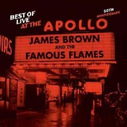 James Brown - Best Of Live At The Apollo: 50th Anniversary