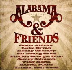 Various - Alabama & Friends