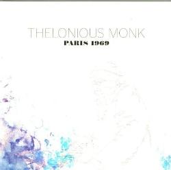 Thelonious Monk - Paris 1969