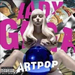 Lady GaGa - ARTPOP (Parental Advisory)