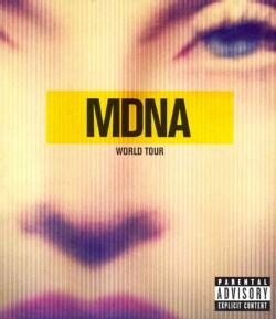MDNA World Tour (Blu-ray Disc)