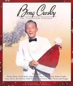 Television Specials Volume Two: The Christmas Specials (DVD)