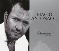 BIAGIO ANTONACCI - PLATINUM COLLECTION