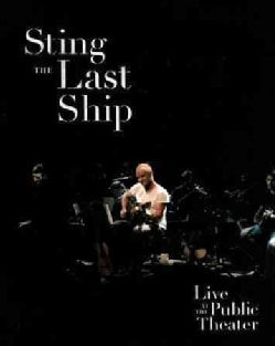 The Last Ship: Live At The Public Theater (DVD)