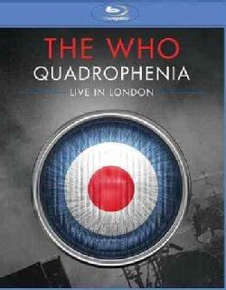 Quadrophenia: Live In London (Blu-ray Disc)