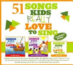 Various - 51 Songs Kids Really Love To Sing 2014