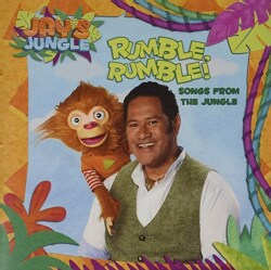 JAY'S JUNGLE - RUMBLE RUMBLE SONGS FROM THE JUNGLE