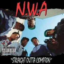 N.W.A. - Straight Outta Compton (Parental Advisory)