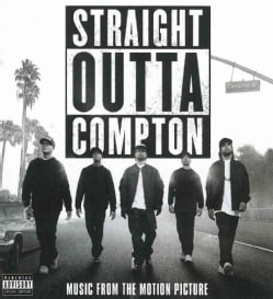 Various - Straight Outta Compton (OST) (Parental Advisory)