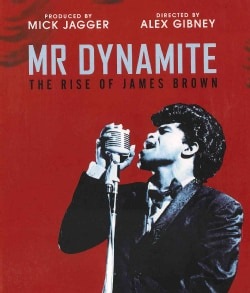 Mr. Dynamite: The Rise Of James Brown (Blu-ray Disc)