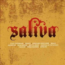 Saliva - ICON: Saliva (Parental Advisory)