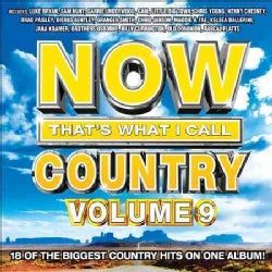 Various - NOW Thats What I Call Country Vol. 9