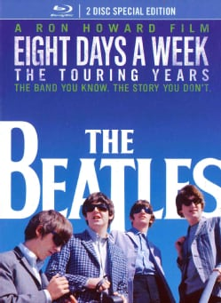 Eight Days A Week: The Touring Years (Blu-ray Disc)