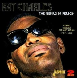 Ray Charles - 4 LPs: Great/Genius Of/At Newport 1958; In Person 1960
